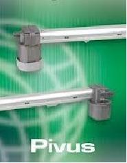 Kit De Automatización Para Portón Abatible Pivus 1/3hp Nuevo en Web Electro