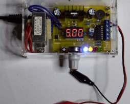 Kit Para Armar Fuente Variable 1-6v Dc Compatible Arduino en Web Electro