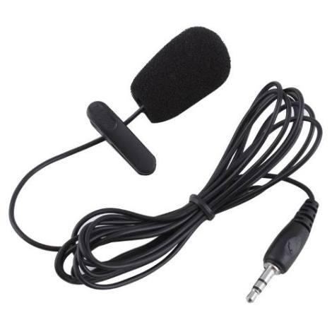 Microfono Lavalier Solapa Clip Condensador Pop 3.5mm Neewer en Web Electro