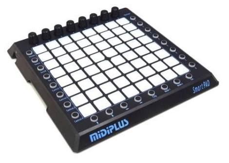 Midiplus Smartpad Controlador Ableton Logic Estilo Launchpad en Web Electro