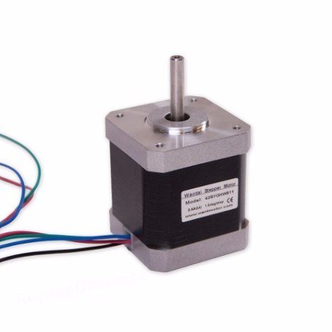 Motor A Pasos Nema 17 Arduino Impresora 3d Cnc en Web Electro
