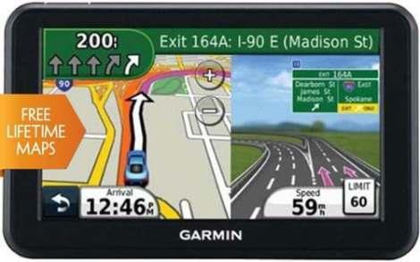 Navegador Gps Garmin Nuvi 5 Pulgadas Actualizaciones Gratis en Web Electro
