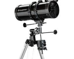 Newtonian Telescopio Reflector en Web Electro