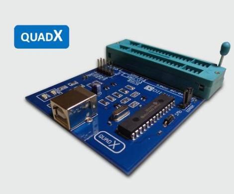Programador Pic Usb Dspic Quadx El Más Nuevo Envío Gratis en Web Electro