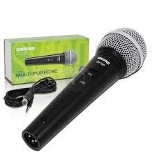 Shure Sv100  Microfono De Mano                  Envio Gratis en Web Electro