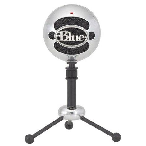 Snowball Ba Microfono Usb Profesional Blue Microphones en Web Electro