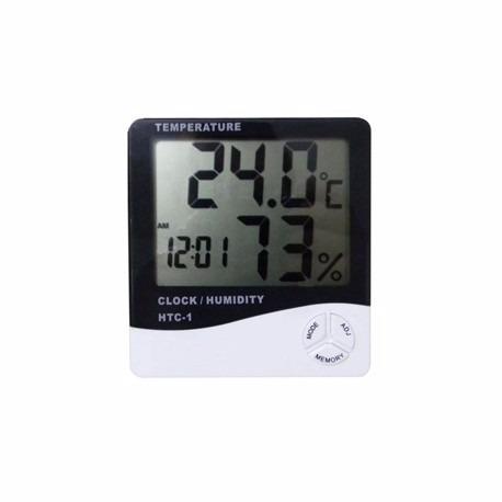 Termohigrometro Digital – Termometro Humedad Temperatura en Web Electro