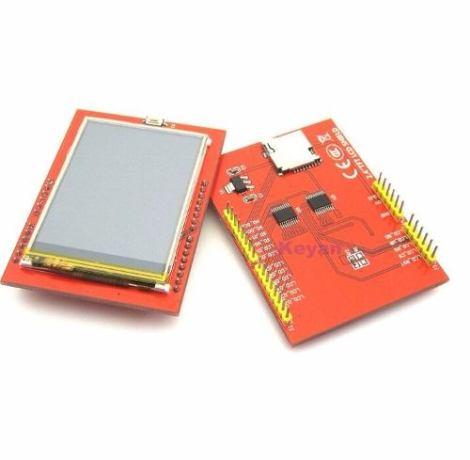 Tft Lcd Touch Shield 2.4 Para Arduino en Web Electro