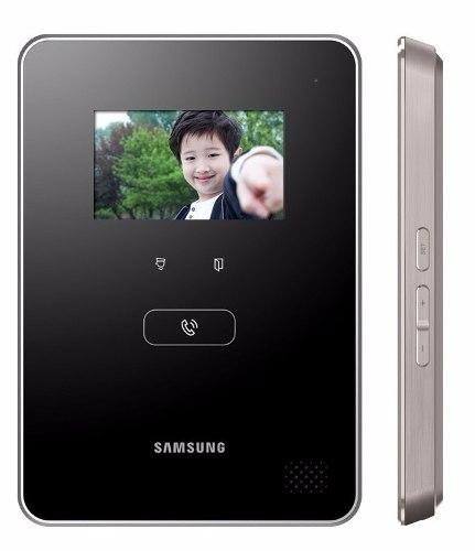 Video Portero Interfon Samsung Sht-3605 Pantalla Adicional en Web Electro