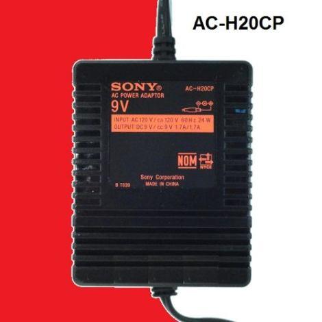 Ac-h20cp Adaptador Sony Grabadora Zs-h20cp Zs-h10cp Puebla en Web Electro