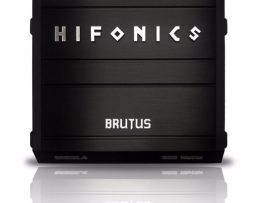 Amplificador Hifonics Brutus Br800.4 800w Rms 4 Canales