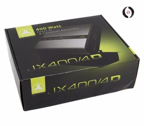 Amplificador Jl Audio Jx400/4d 400 Watts 4 Canales en Web Electro