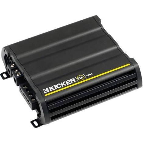 Amplificador Kicker Cx600.1 Monoblock 1200 Watts Clase D en Web Electro