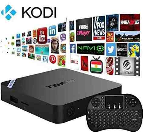 Android Tv Box M8s Pro 4k 2gb Ram Android 6 Kodi + Teclado en Web Electro