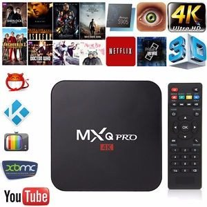 Android Tv Box Mxq Pro Android 5.1 2016 ¡envio Gratis!