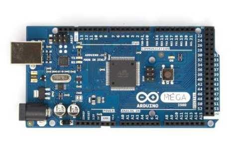 Arduino Mega 2560 R3 Rev3 Development Board – Genérico en Web Electro