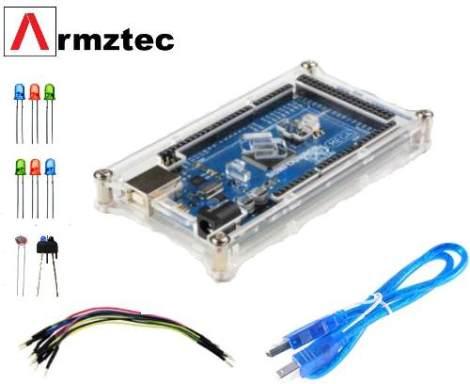 Arduino Mega 2560 R3 Sensores Cables Leds Y Libros Gratis