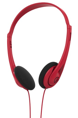 Audifonos 2xl By Skullcandy Wage On Ear Rojo en Web Electro