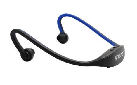 Audifonos Diadema De Nuca Bluetooth Nbe-04 Mp3inalambricos