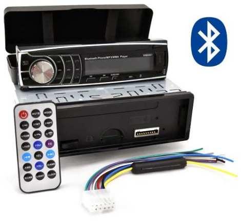 Auto Estereo 180 Watts Bluetooth Desmontable Control 0001 en Web Electro