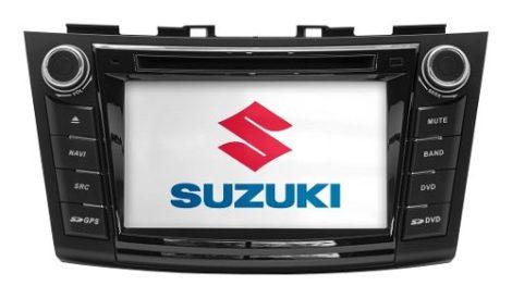 Auto Estereo Navegador Gps Suzuki Swift Bluetooth Dvd Usb en Web Electro