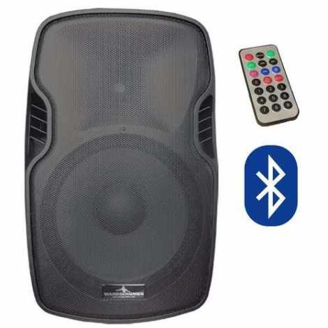 Bafle Amplificado Con Usb/sd Bluetooth Fm Display 8000w Pmpo en Web Electro