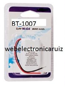 Bateria Telefonica Para Uniden Bt-1007 / Pila Uniden Bt-1007 en Web Electro