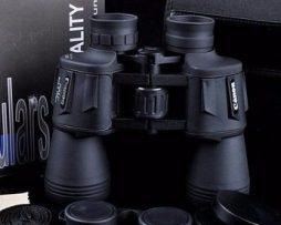 Binoculares Canon 20 X 50 Vision Nocturna Hd Vs Golpes en Web Electro