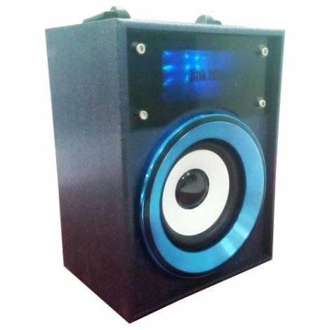 Bocina Bluetooth Recargable Portátil Link Bits B03026t en Web Electro