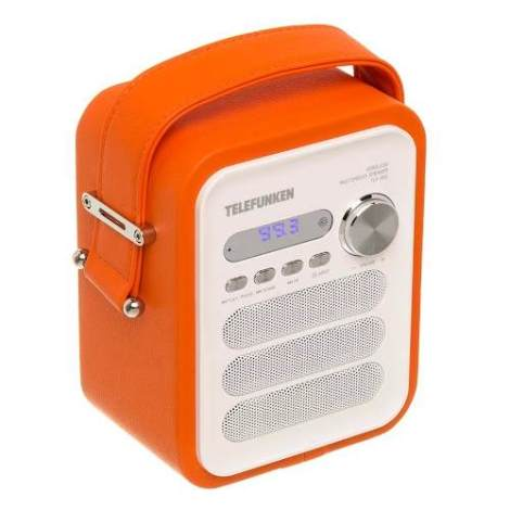 Bocina Bluetooth Recargable Telefunken Tlf-a92 en Web Electro