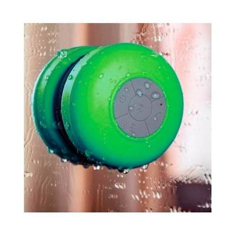 Bocina Bluetooth Regargable Para Baño Contra Agua Regadera
