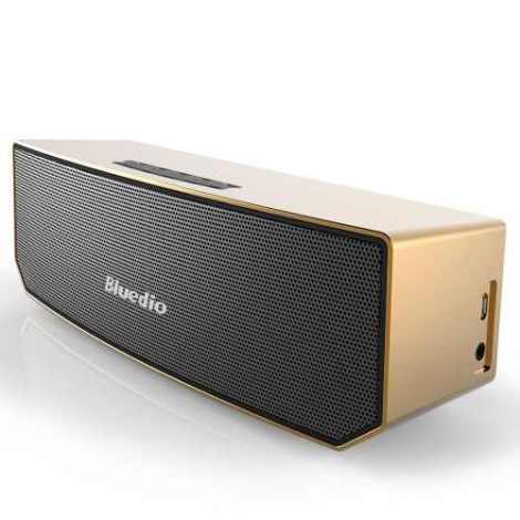 Bocinas Bluetooth Bluedio Bs-3 Recargable 3d Alta Definicion en Web Electro