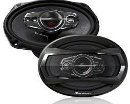Bocinas Pioneer Ts-a6995r 6x9 600w 100w Rms 5 Vias Subwoofer