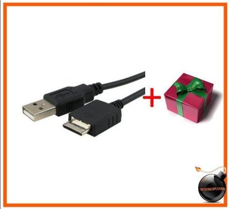 Cable Usb Reproductor Mp3 Mp4 Sony Walkman Cargador Y Datos en Web Electro