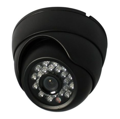 Camara Video Cctv Domo 700tvl 24 Leds Super Alta Definicion en Web Electro