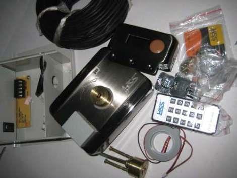 Chapa Eléctrica Para Videoportero O Interfon Con Control