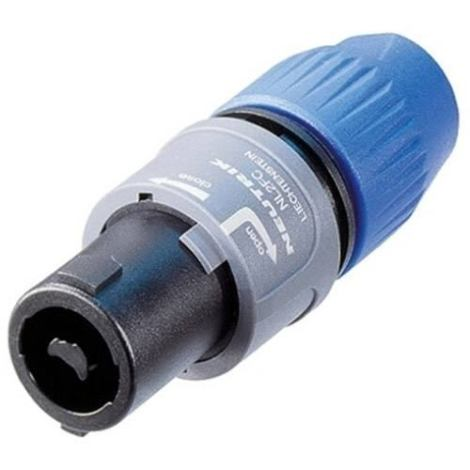 Conector Neutrik Speakon 2 Polos Nl2fx 100% Original!! en Web Electro