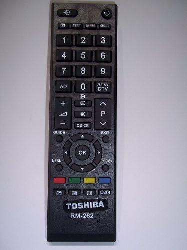 Control Remoto Para Pantalla Toshiba Lcdtv Ledtv Inc Pilas en Web Electro