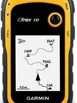 Gps Garmin Etrex 10 - Con Cable Usb Y Mapa Base Mundial