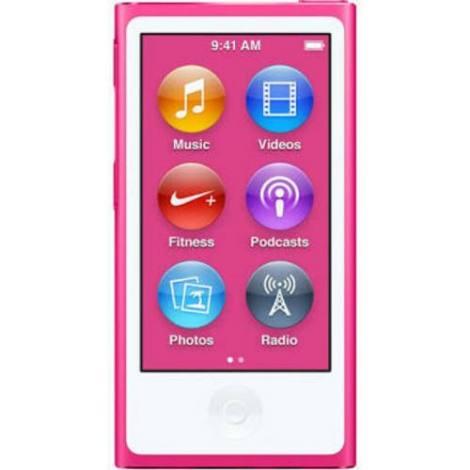 Ipod Nano 16gb 7g Rosa Nuevo Sellado Original Factura Apple en Web Electro