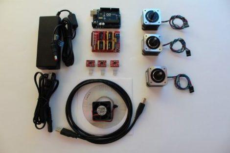 Kit Cnc Tipo Grbl Para Arduino Uno R3 en Web Electro