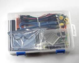 Kit De Arduino Para Principiantes Con 136 Piezas + Tutorial
