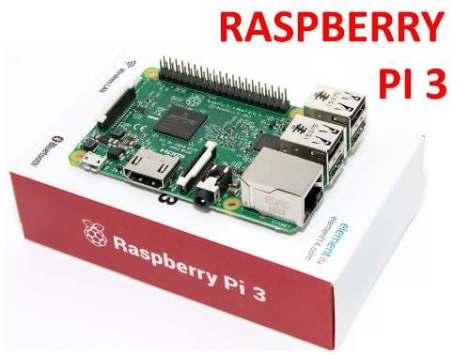 Kit Raspberry Pi3+sd16gb+fuente 5v-2a+gabinete+disipador-usb en Web Electro