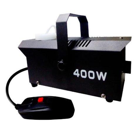 Máquina Caja De Humo Control Alámbrico Portátil Dj 400w en Web Electro
