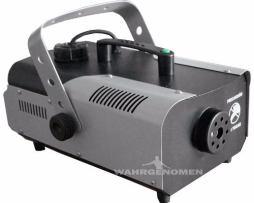 Maquina De Humo Camara 1000w Alta Calidad Inalambrica
