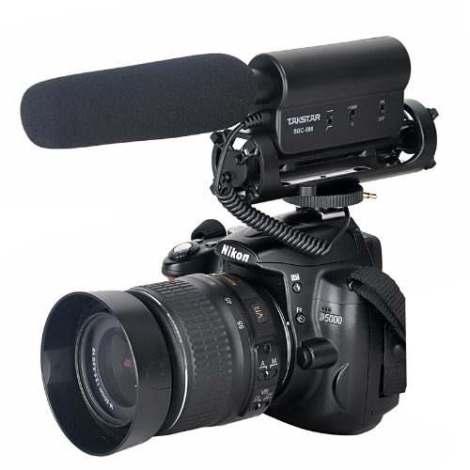 Microfono Dslr Shotgun Takstar Canon Sony Nikon Rode