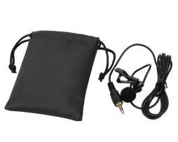 Microfono Lavalier Solapa Celular Iphone Android + Extensión