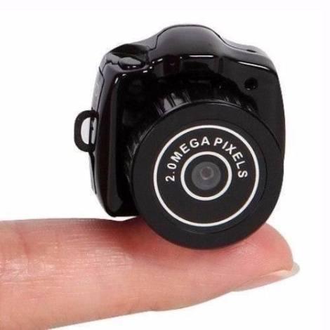 Mini Camara Espia Foto Y Video Micro Camara Dv Hasta 32gb