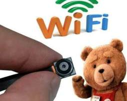 Mini Camara Espia Wifi Full Hd 1080p Para Android E Iphone