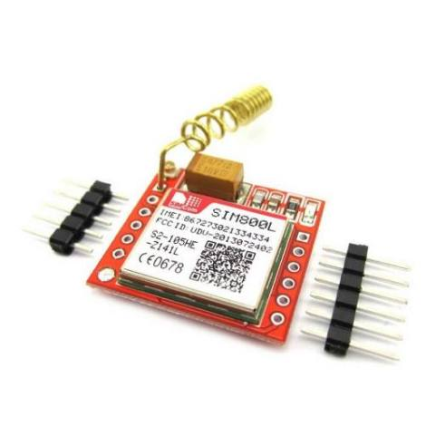 Módulo Gprs Gsm Sim800l Antena De Regalo Arduino en Web Electro